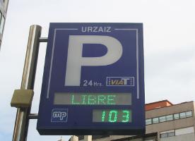 MARQUESINA PARKING URZÁIZ